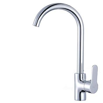 PYIP Waschbecken Küche heiß und kalt Waschbecken 360 ...