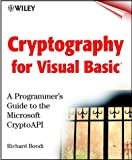 Cryptography for Visual Basic, Richard Bondi, 0471381896
