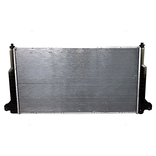 Radiator Assembly Replacement for Dodge Pickup Truck 5.9L Diesel (Pickup Replacement Radiator)