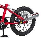Turbospoke Bicycle Exhaust V 2.0