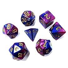 OMMI Polyhedral TRPG Game Dice Set