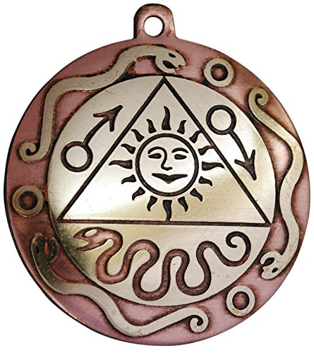 Voodoo Positive Magick Loa Shango Charm to Incite Lust Talisman Amulet ()
