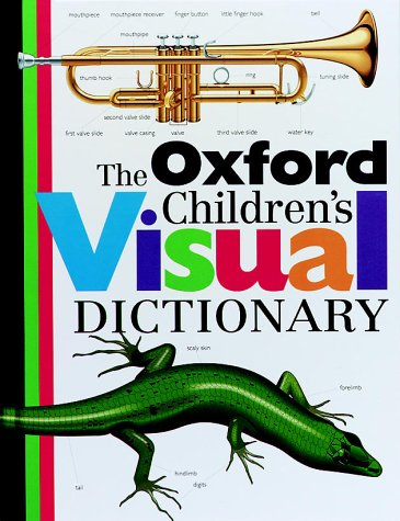 The Oxford Children's Visual Dictionary