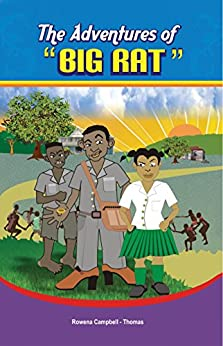 adventures  big rat kindle edition  rowena campbell thomas children kindle ebooks
