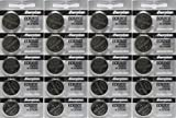 ECR2032 3-Volt Lithium Coin Batteries (40 Count)