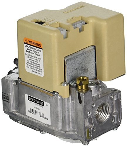 Honeywell SV9501M8129 Smartvalve Gas Valve, New ()