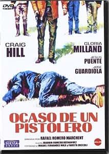 Ocaso De Un Pistolero [DVD]