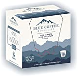 Blue Mountain Coffee Blue Roastery Genuine Jamaica Blue Mountain Coffee K-Cups for Keurig 18 ct - Packaging May Vary