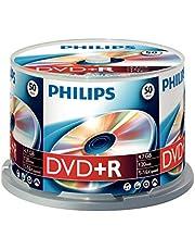 Philips DVD+R Rohlinge DVD+R 50er