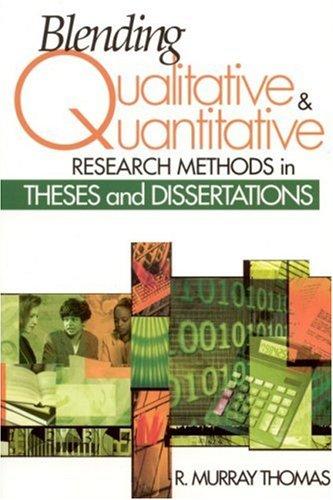 Dissertation qualitative methods
