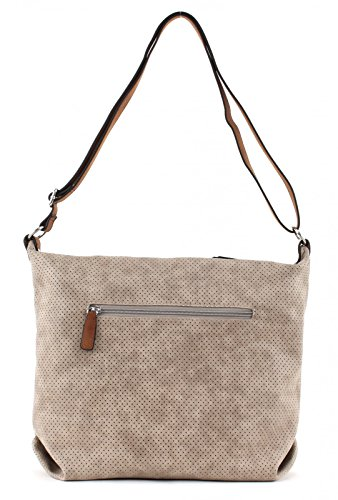 GERRY WEBER Cream Shoulder Bag LVZ Beige