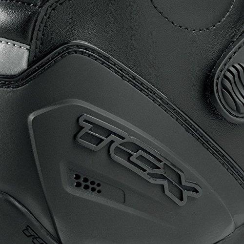 TCX X-milles Imperméable Respirant Sport Touring Bottes Moto Noir