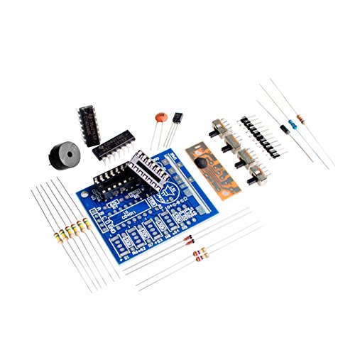 VistorHies - 16 Music Box Sound Box Electronic Production DIY Parts Components Accessory Kits