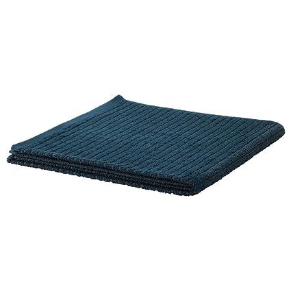 IKEA Vagsjon 503.536.07 - Toalla de baño, color azul oscuro, tamaño 28