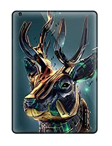 7398523K26290190 New Snap-on MarvinDGarcia Skin Case Cover Compatible With Ipad Air- Desktop Artwork