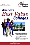 America's Best Value Colleges, Princeton Review Staff, 0375763732
