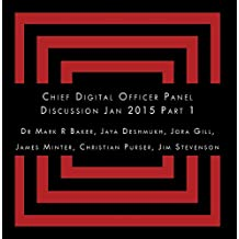 Chief Digital Officer Panel Discussion Jan 2015