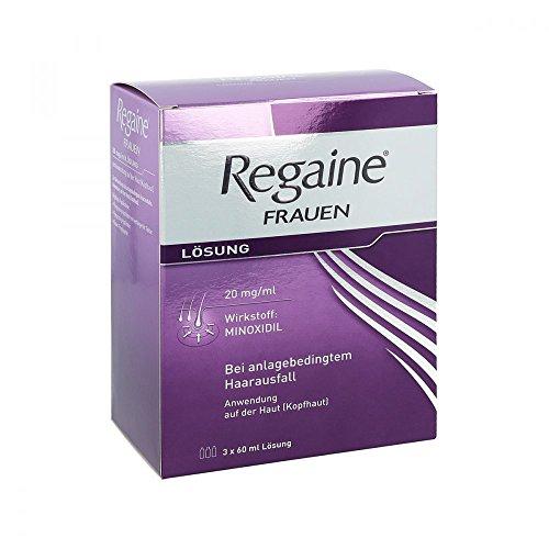 Regaine Frauen, 3X60 ml