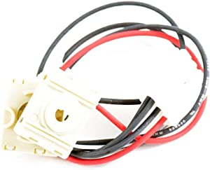Whirlpool W74011648 Range Igniter Switch and Harness Assembly Genuine Original Equipment Manufacturer (OEM) Part