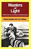 img - for Masters of Light: Conversations with Contemporary Cinematographers by Dennis Sch?fer (1986-01-22) book / textbook / text book