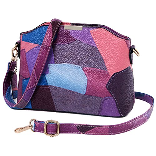 Purse Hobo Pu Leather Evening Small Bag Multi Bag Bag C01 Bag Crossbody color Messenger Shoulder YouNuo Womens Ladies Rq1aRF