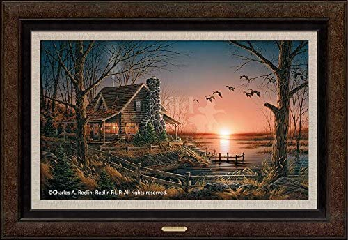 Wild Wings Comforts of Home Framed Legacy Canvas