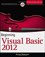 Beginning Visual Basic 2012 Front Cover