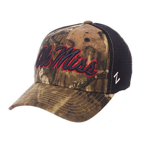 0f9111ea171b5 Mississippi Rebels Camouflage Caps. ZHATS NCAA Mississippi Old Miss ...