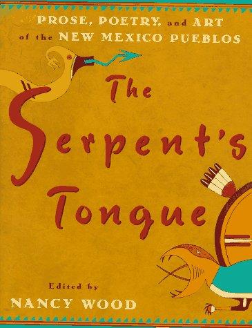 Serpents Tongue Poetry Mexican Pueblos product image