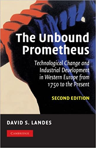 image for The Unbound Prometheus: Technological Change and Industrial Development in Western Europe from 1750 to the Present
