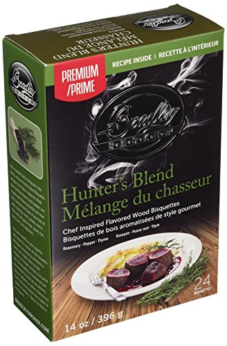 Bradley Smoker Hunter's Blend Bisquettes (24 Pack) ()