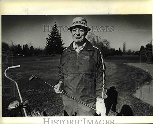 Vintage Photos 1984 Press Photo Jimmy Ward at Riverside for sale  Delivered anywhere in USA