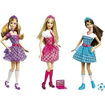 Amazon.es: Mattel X3118 Surtido Dúo Barbie Escuela de Princesas: Juguetes y juegos