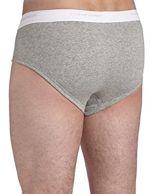 Calvin Klein Men's 3 Pack Low Rise Brief Basic Recolor