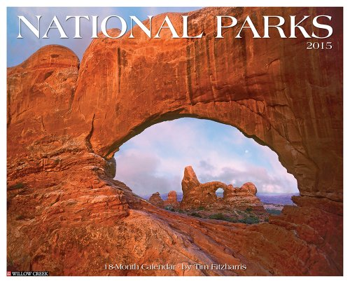 National Parks 2015 Wall Calendar (Wall Calendar 2015 National)