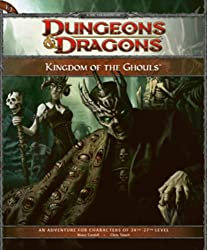 Kingdom of the Ghouls: Adventure E2 for 4th Edition Dungeons & Dragons
