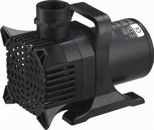 Monsoon MS10000 10000GPH Submersible Fish Pond Pump