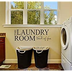 Laundry Room Wall Decal - Wall Sticker