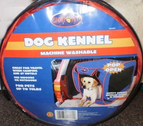 Sport Pet Dog Kennel LARGE Pop Open by Pop Open Dog Kennel