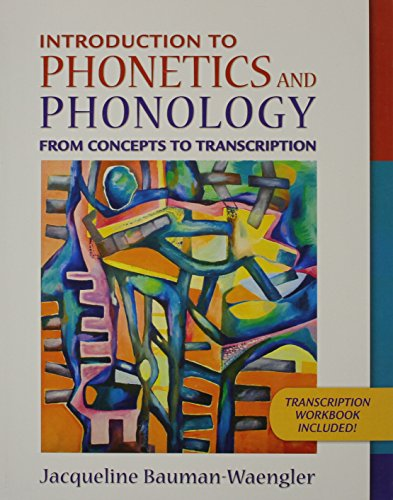Introduction to Phonetics and Phonology: From Concepts to Transcription and DVD Package