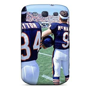 New Arrival Case Specially Design For Galaxy S3 (chicago Bears Squads)