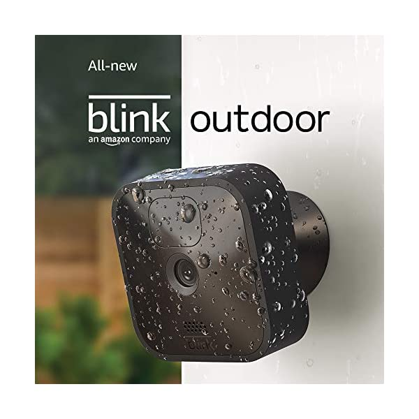 All-new Blink Outdoor – wireless, weather-resistant HD security camera with two-year battery life and motion detection… 1