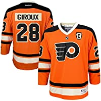 Claude Giroux Philadelphia Flyers Orange Toddler 2T-4T Replica Alternate Jersey