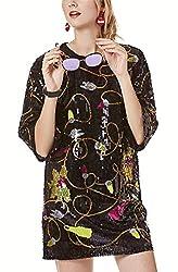 Glitter Sequins Tank Top Clubwear