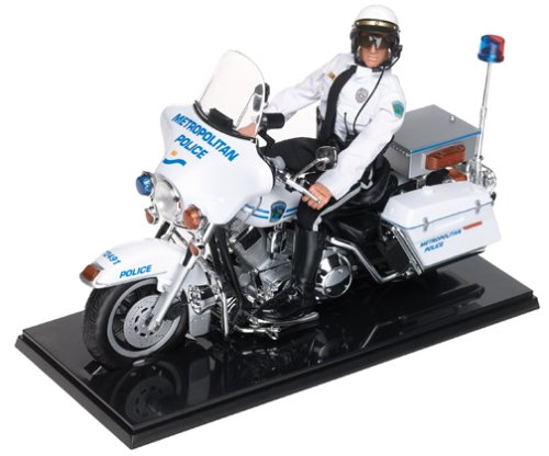 G I Joe Electra Glide Harley-Davidson Motorcycle with Exclusive12