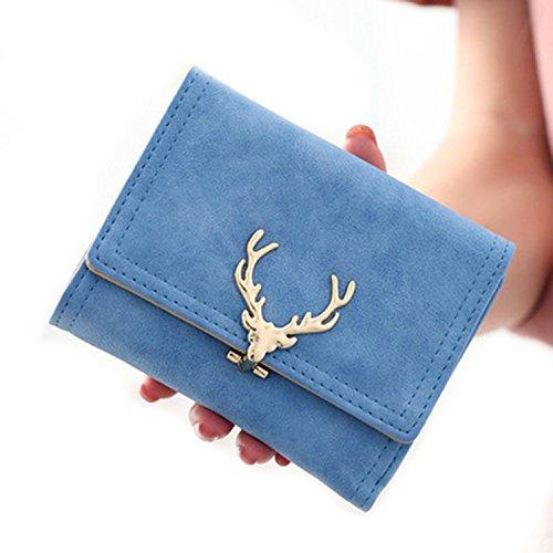 rse High Capacity Fashion Long Wallet Female Long Design Purse Women Coin Purses Clutch ()