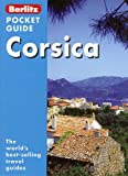 Front cover for the book Berlitz Pocket Guide Corsica by Lindsay Bennett