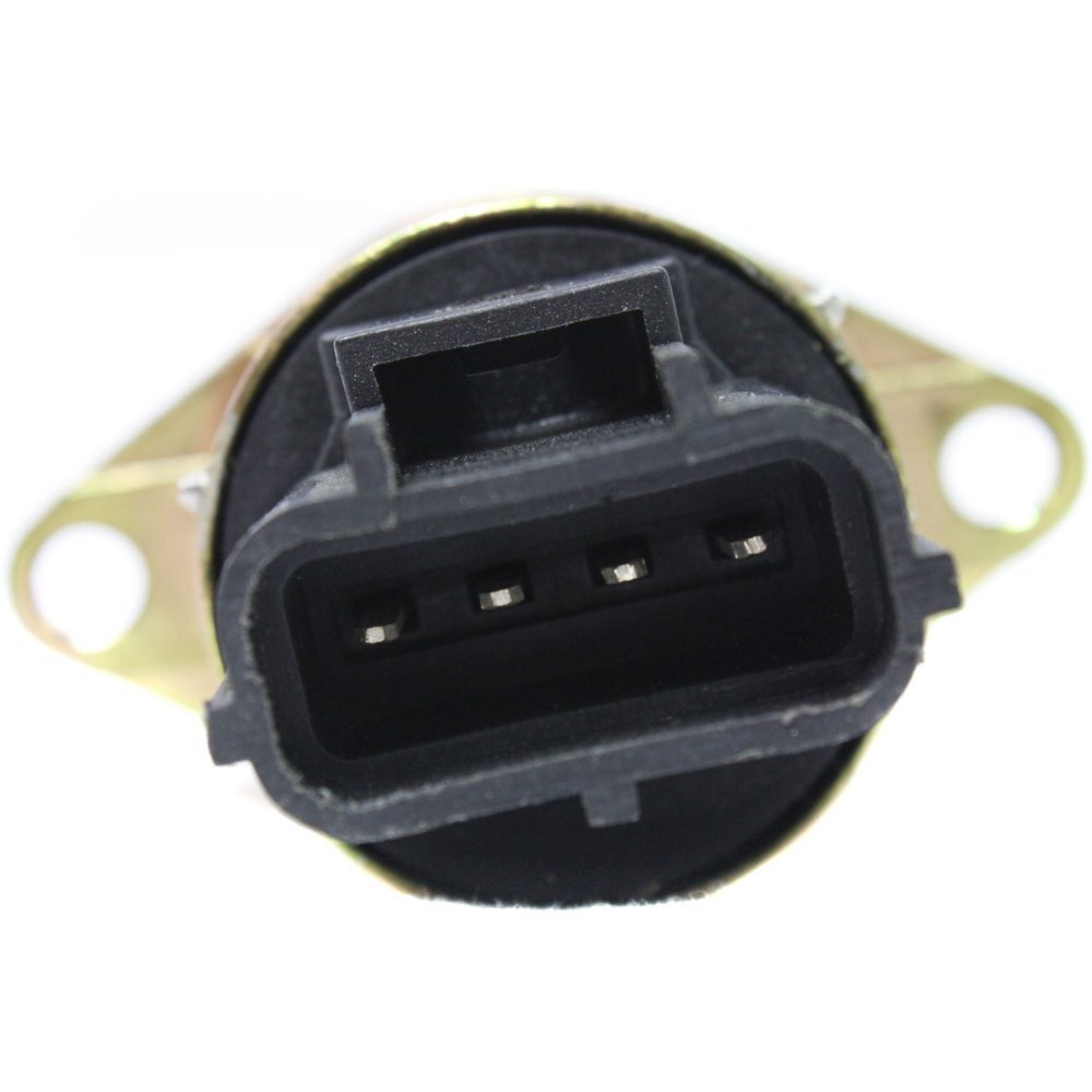 Idle Control Valve compatible with Jeep Grand Cherokee 98-04 W// 4-Prong Blade Male Terminal and 2 Mounting Holes
