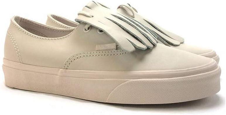 Vans Men's Authentic Fringe Sneaker