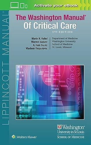 Ac manuals ebook array amazon com the washington manual of critical care ebook marin rh amazon com fandeluxe Gallery